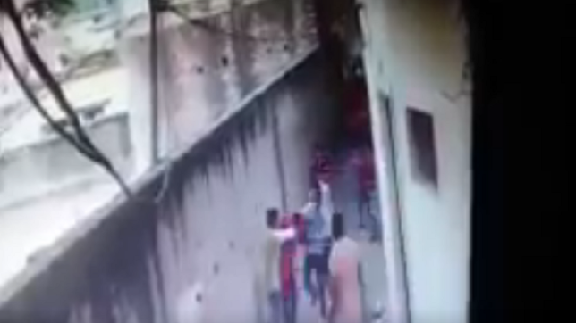 Watch: 2 women thrashed by group of men in Gorakhpur, UP