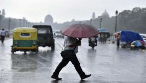 Rain showers bring improvement in Delhi air quality