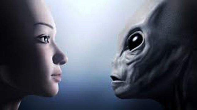 Scientists predict how aliens could look like