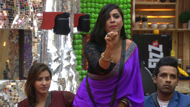 Bigg Boss 11: Arshi Khan unleashes her fierce side