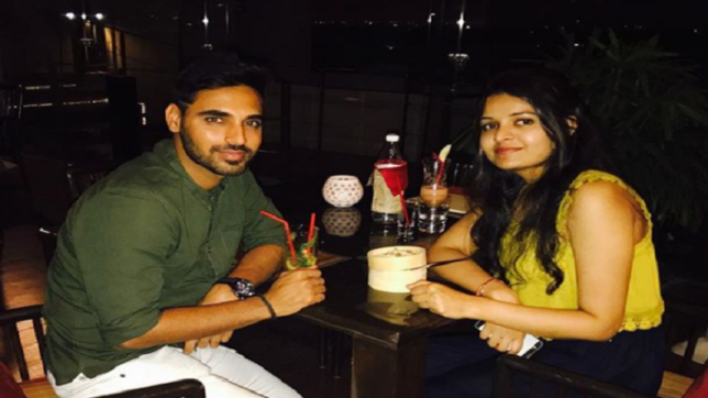 Bhuvneshwar Kumar to Tie Knot With Nupur Nagar On November 23