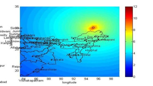Intense earthquake near Indo-China border jolts north east India, no causalities reported