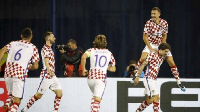 Croatia closer to 2018 FIFA World Cup after defeating Greece