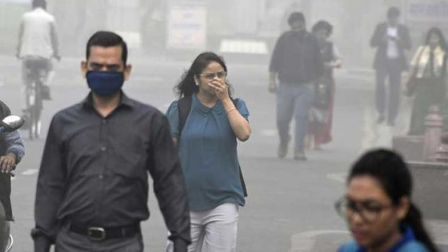 Air quality of Delhi-NCR shows slight improvement, Pollution levels remain still severe