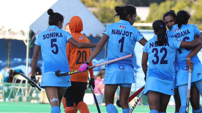 Women's Asia Cup Hockey 2017: India beat China 5-4 in sudden death to claim gold