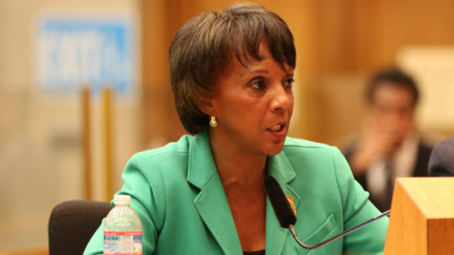 US District Attorney Jackie Lacey forms Hollywood sexual assault task force