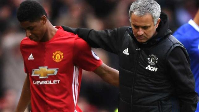 Manchester United manager Jose Mourinho insists he will not break club's youth promo