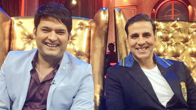 The Great Indian Laughter Challenge: Kapil Sharma finally shows up in Akshay's comedy show
