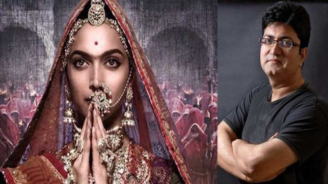 CBFC chief Prasoon Joshi criticises Bhansali for screening Padmavati without certificate