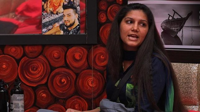 Bigg Boss 11: Sapna Choudhary breaks her promise to save Luv Tyagi from eviction
