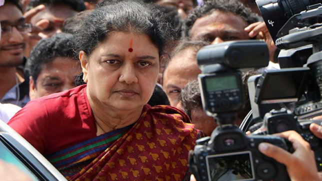 Rs 1430 crore seized by IT department from Sasikala's properties