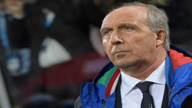 Italy manager Gian Piero Ventura refuses to resign after failed World Cup qualification; says we will confront the problem