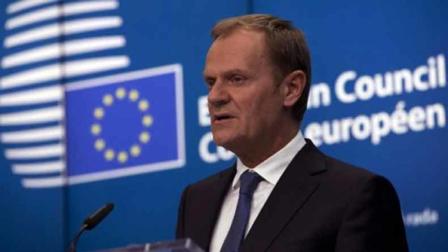 Brexit talks a furious race against time Donald Tusk
