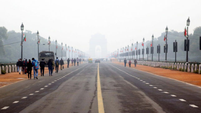 Delhi welcomes first 'normal' air in 3 years in the month of December