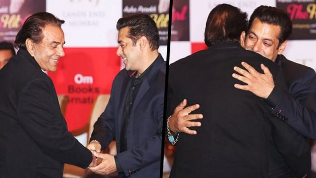 Salman will always be a son to me: Dharmendra