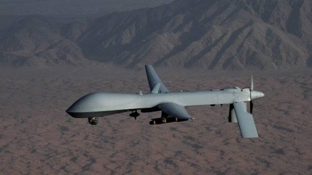 China claims Indian drone 'invaded' its airspace and crashed