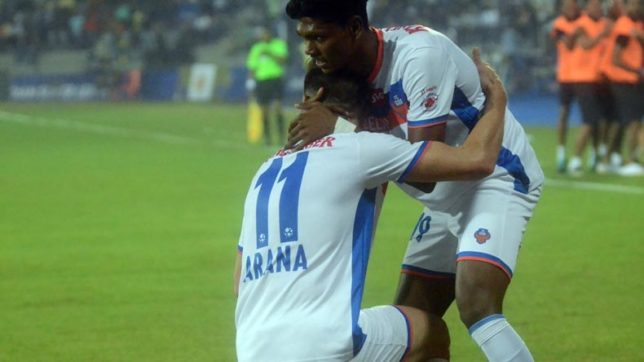 ISL 2017: FC Goa thrash Delhi Dynamos 5-1 to top league table