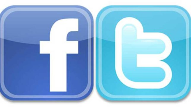 Twitter and Facebook may help restore sense of well-being, claims a study