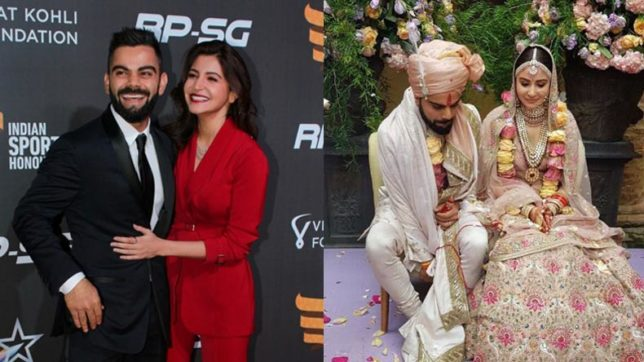 From Virushka's first date in 2013 to happily married in 2017: Here's how things escalated for Virat Kohli and Anushka Sharma
