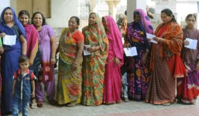 Gujarat Election 2017: Re-polling at 6 booths underway in Gujarat