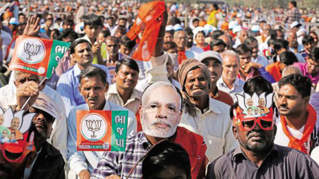 Gujarat Assembly Polls 2017: Worrying signs for BJP despite a win with lesser numbers