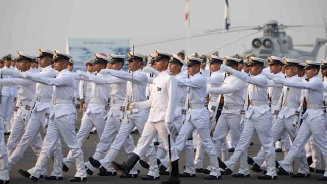 Indian Navy offers private job to ex-official fired for sex change