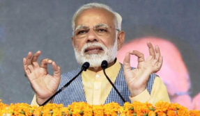 PM Modi bats for north-eastern region's development, launches road project in Meghalaya