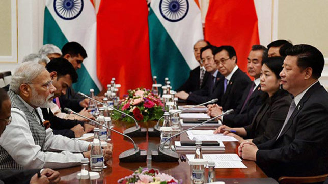 Despite Russia's support China remains adamant on India's Membership to NSG