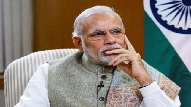 BJP rejects Congress' demand for Narendra Modi's apology