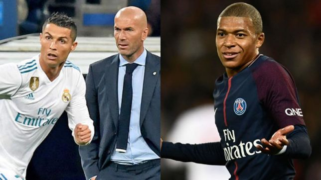 Here's why Mbappe no longer idolizes Ronaldo