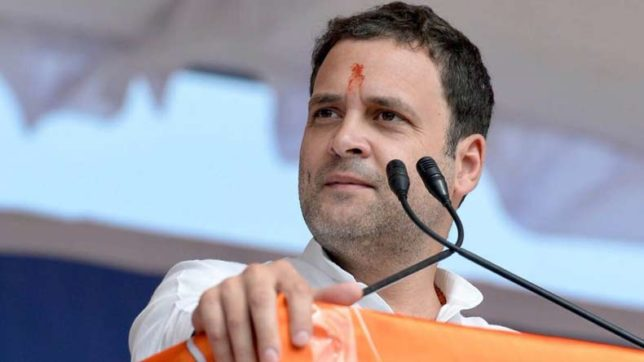 Rahul Gandhi to formally take over as Congress president today