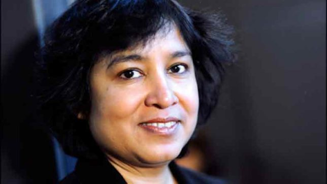 Religious minorities better in India that Pakistan and Bangladesh: Taslima Nasreen