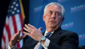 US reiterates 'all options on table' against N Korean nuclear threat