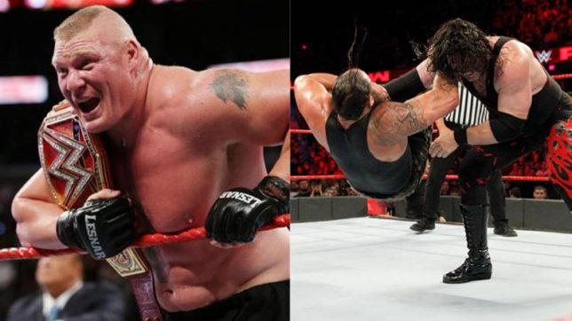 WWE Raw results: Who will face the Beast Brock Lesner at Royal Rumble?