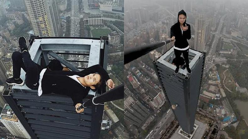 Know Who Wu Yongning Was And How This Chinese Stuntman
