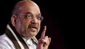 Amit Shah debuts in Parliament, cheered by BJP members