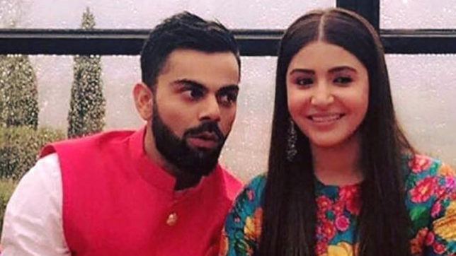 Best moments from Virat Kohli-Anushka Sharma's fairy tale love story