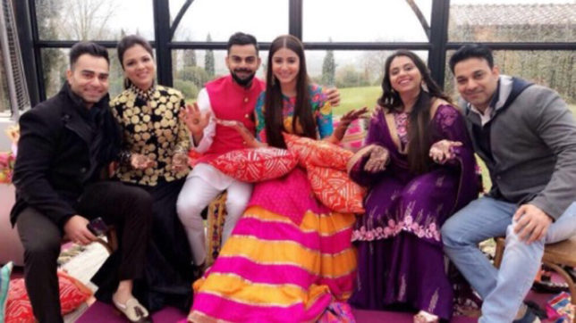 Exclusive! 10 best pictures from Virat-Anushka's Wedding