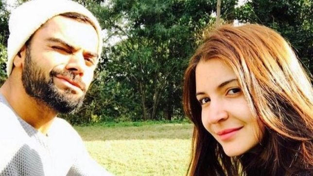 Anushka Sharma shares romantic pictures with hubby Virat Kohli