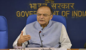 35% of businesses registered in GST pay no tax: FM Arun Jaitley