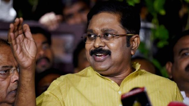 AIADMK bribery case: Dinakaran made accused in supplementary chargesheet
