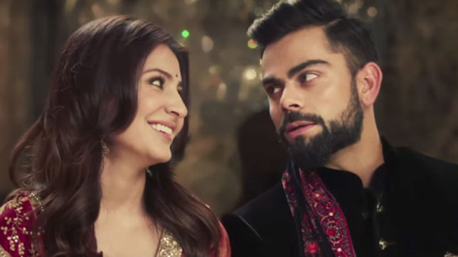 Its official: Virat Kohli-Anushka Sharma married