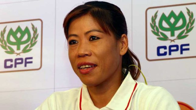 Boxer Champion Mary Kom says Olympic gold is my ultimate goal