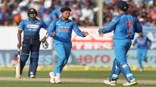 India vs Sri Lanka: My twin strike changed match's momentum, says Kuldeep Yadav