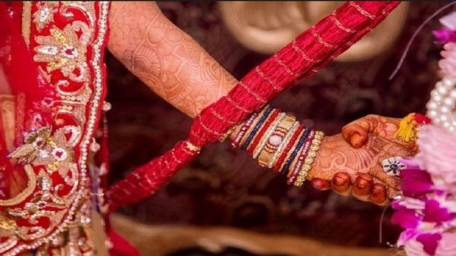 Modi govt to give Rs 2.5 lakh for every inter-caste marriage involving a Dalit; income cap removed