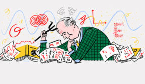 Google Doodle honours Nobel Prize laureate German physicist Max Born