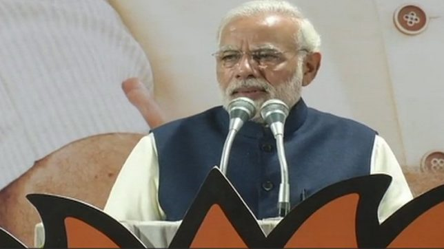 Gujarat, Himachal Pradesh Assembly Election Results 2017: PM Modi thanks people of Himachal Pradesh, but focuses mostly on Gujarat in his victory speech