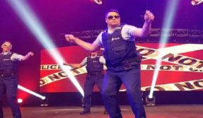 Viral! New Zealand Police shakes a leg on Salman Khan's songs