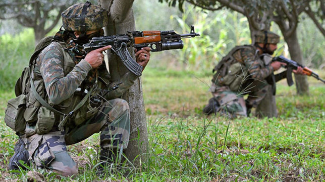 Terrorists storm CRPF camp in J&K's Pulwama, jawan killed