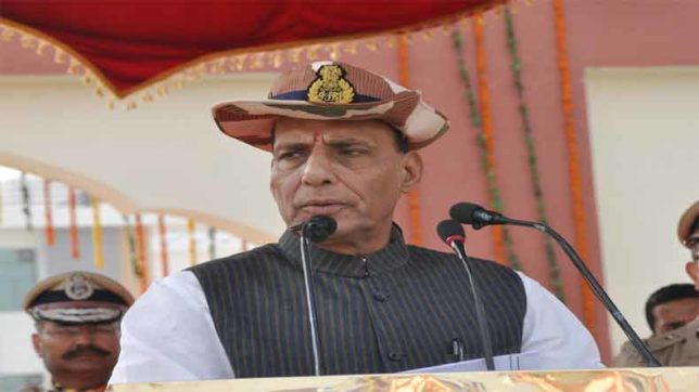 Home minister celebrates New Year with ITBP jawans in Uttarkashi
